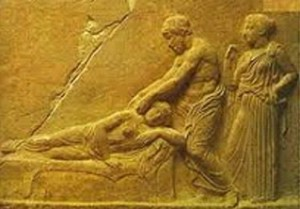 Ancient Relief of Massage - power of touch therapy in massage & bodywork